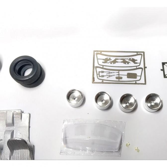 EVERGREEN - REC . 355x1 , 01x1 , 52mm- - Matériau
