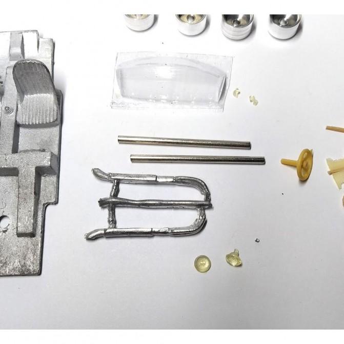 EVERGREEN - REC . 355x1 , 01x6 , 35mm- - Matériau