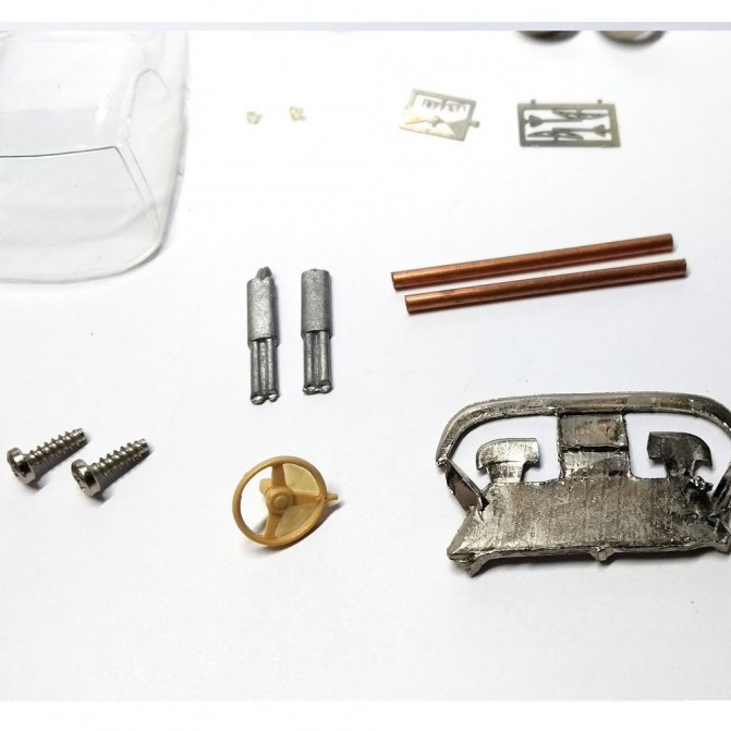 EVERGREEN - REC . 600x1 , 01x6 , 35mm- - Matériau
