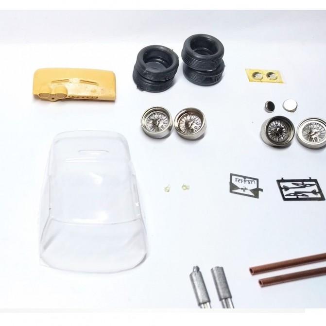 EVERGREEN - REC . 600x1 , 01x7 , 92mm- - Matériau