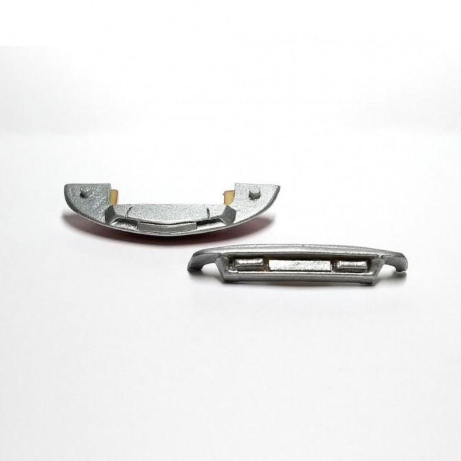 EVERGREEN - SMOOTH EP.0 , 25x152X304mm- - Matériau