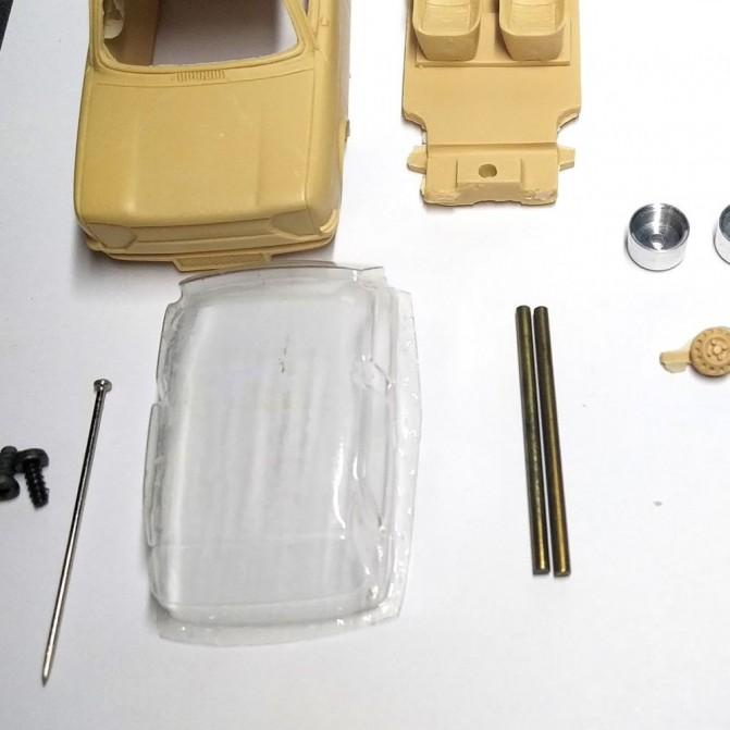 EVERGREEN - V 152x304x1 , 01x0 , 76mm- - Matériau