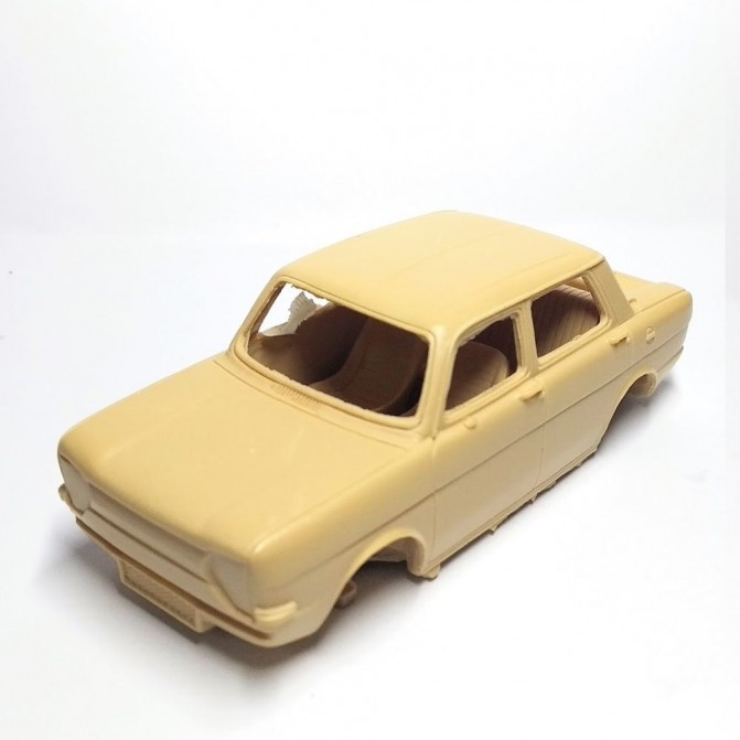 Occasion : Kit Simca 1000 Rallye - 1:43 - Provence Moulage