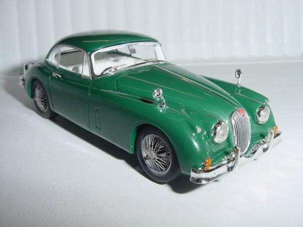 Jaguar XK 150 1958 - Vert - TWINCAM