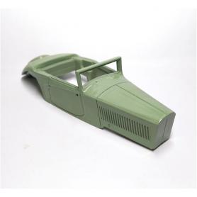 Carrosserie CC001- 1:43 - Vert - à repeindre