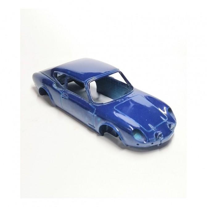 Carrosserie CC002- 1:43 - Bleu - à repeindre