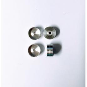 Aluminum rims Ø10.60 X 4.50 - CPC Production - X5