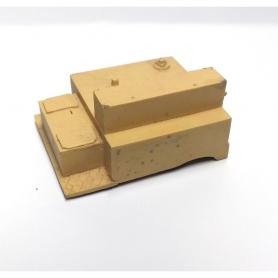 Caisse Pompier - C007 - Résine - 1:43 - CPC Production