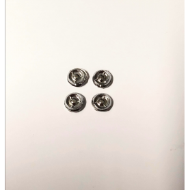 Inserts Peugeot 203 - White Metal - Scale 1:43 X5