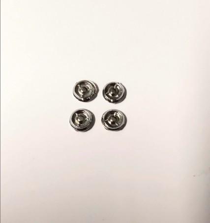 Inserts Peugeot 203 - White Metal - Ech 1:43 X5