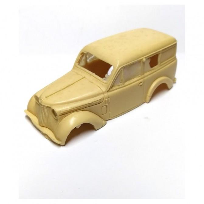 Renault Suprastella - Radiateur en métal - Ech 1:43