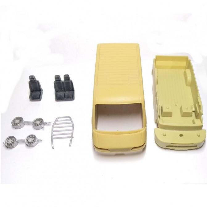 Carrosserie Fourgon - Résine - 1:43 - Minicars