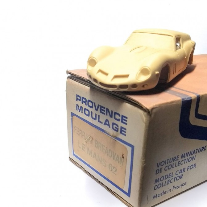 Kit FERRARI 250 Breadvan Le Mans n°62 - 1:43 - Provence Moulage