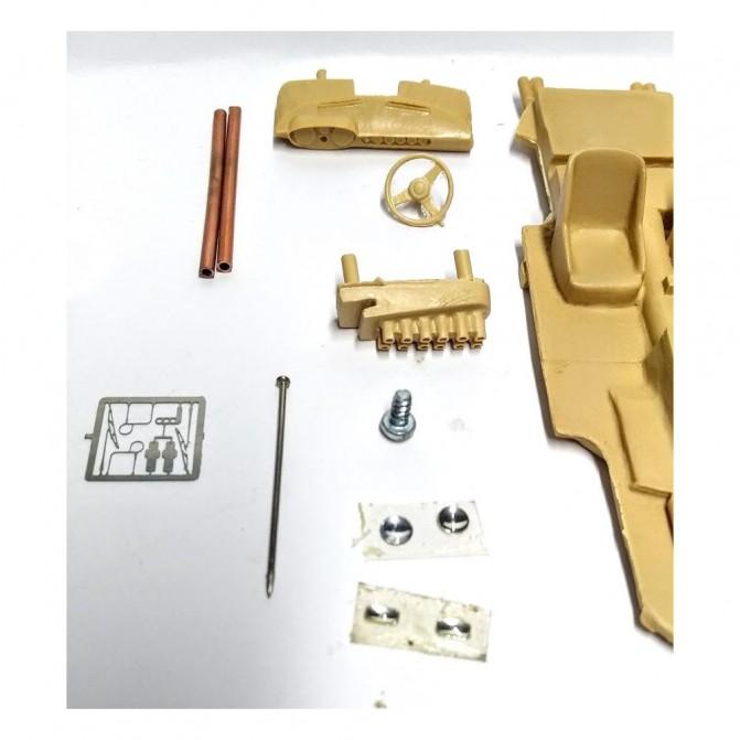 Support de phares en laiton ø3.50 - CPC - X4