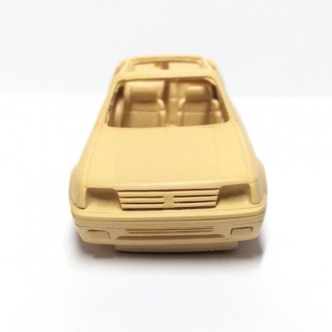 Décalcomanie - Renault 4CV - N°52 - Ech. 1:43