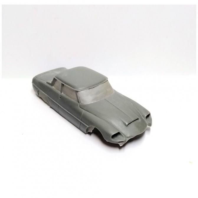 Décalcomanie - Citroën DS N°1 Bandana - Ech 1:43