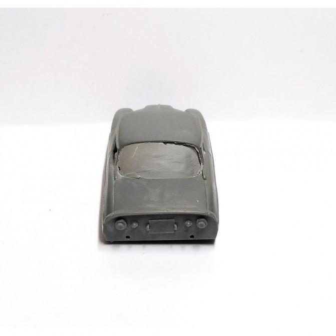 Décalcomanie - Gendarmerie - Noir - 7.20 mm - Ech. 1/43 - X4