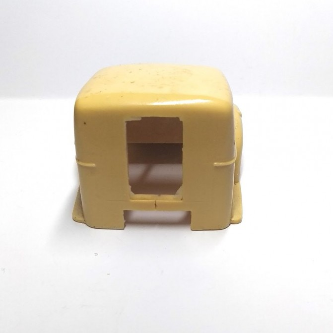 Double exhaust outlet - Resin - 1:43 scale - X2