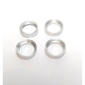 4 jantes creuses ø17.60 mm - Aluminium - CPC Production