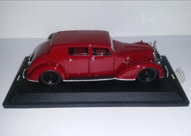 VOISIN Ambassade 1935 Bordreaux - 1/43ème - CLASSIQUES