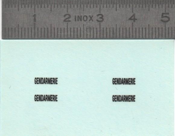 3ème POINT REGLABLE - 05 - Échelle 1/32ème - A32