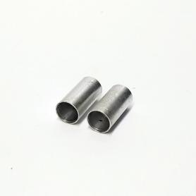 2 sorties d'échappement Aluminium - 1:18 - CPC Production