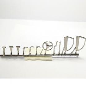 Pièces : Peugeot 402 Darl'Mat 1936 - 1:43 - White Metal