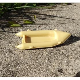 Barca pneumatica in resina - Ech. 01:43