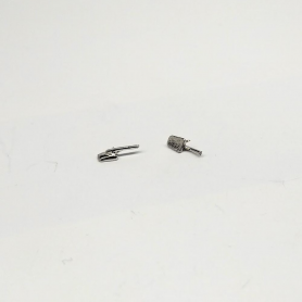 Rétroviseurs 3x2 mm - White Metal - 1:43