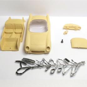 EN L'ÉTAT : Chevrolet Corvette 1953 - 1:43 - Provence Moulage