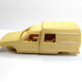 En l'état : Carrosserie Citroën C15 - 1:43 - MMB