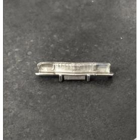 Metal grille - OPEL Kapitan - Ech. 1/43