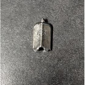 Radiator PANHARD - Me. 1:43 - White Metal
