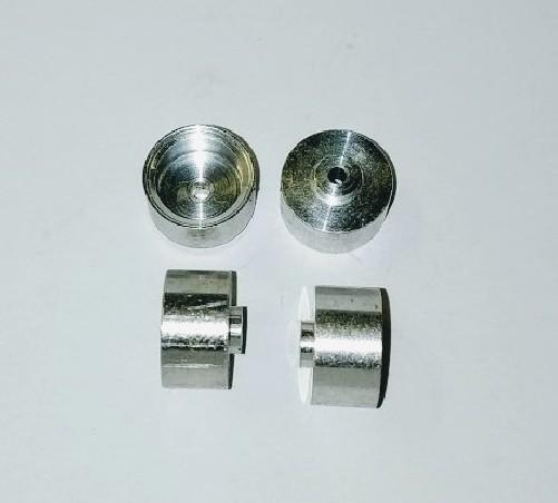 Jantes en Aluminium Ø10 X 6.50 (Lot de 5)