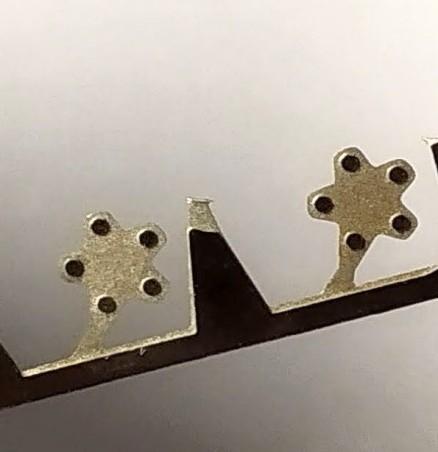 4 Inserts pour jantes  - Ech 1/43 - ø4 mm
