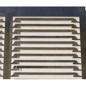 Photodecoupe - Planche de 10 - Longueur 31.30 mm
