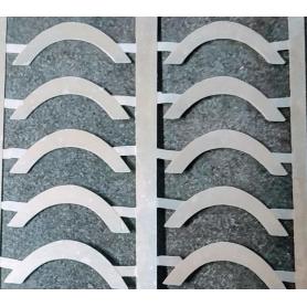 Photodecoupe - Planche de 6 - Longueur 1.8cm