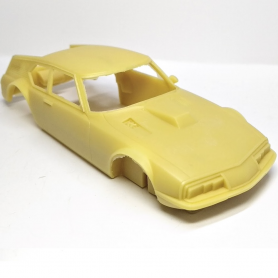 Carrosserie : Citroën SM Michelin - 1/43