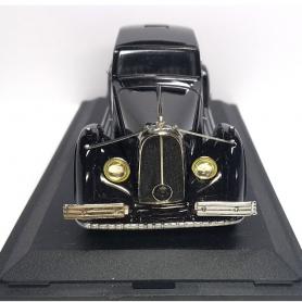 Châssis Simca Gordini Le Mans 1939 - Ech 1:43 - Paradcar