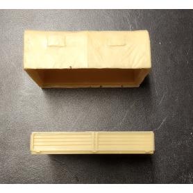 CLOSET CABINET 1 - Scale 1:32 - Artisan32