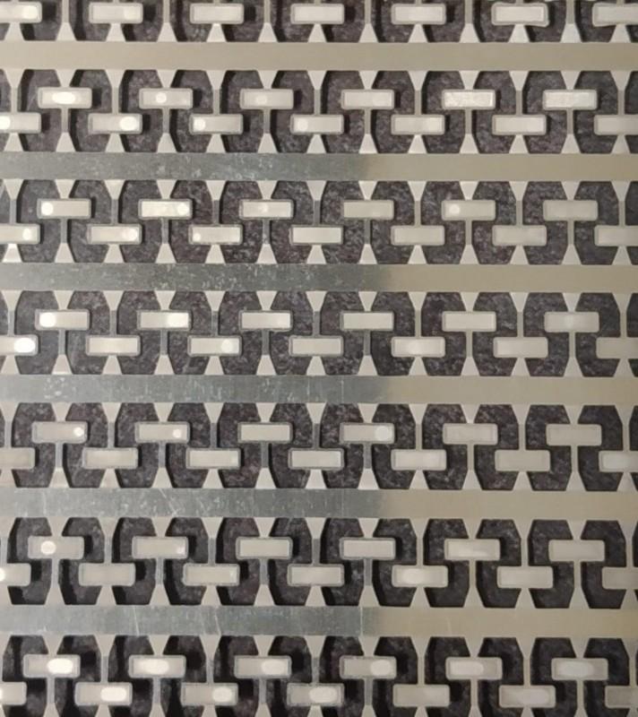 4 Rétroviseurs en Photodécoupe - Ech 1:43 - Longueur 4 mm