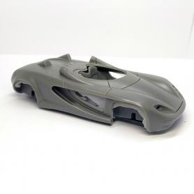 Incomplet : Kit Sbarro Alcador - Ferrari - Résine - 1:43