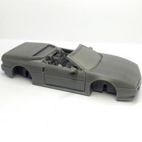 Incomplet : Kit VENTURI 260 Cabriolet - Résine - 1:43