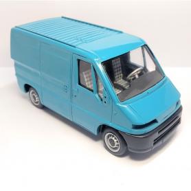 INCOMPLET : Kit peint : Peugeot Boxer - Résine - 1:43