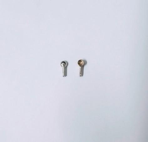 Jeux de 10 Mini serre joints 20 mm