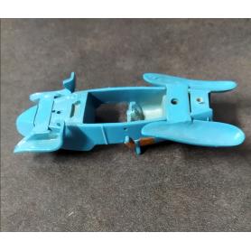 Carrosserie  BUGATTI - T23 Brescia Crosley 1923 bleu - Ech 1:43