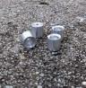4 Jantes en aluminium - Ø6.50 mm - CPC Production