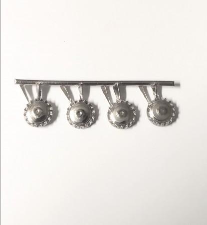 DENT AGRI 01 - X 5 - Échelle 1/32ème - A32