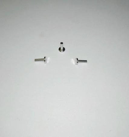 Rivets ø3.60mm - Aluminium - CPC Production - Lot de 10