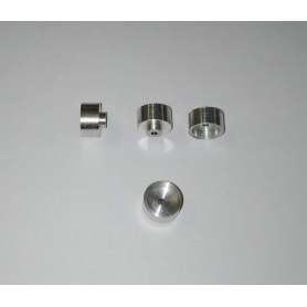 Jantes en aluminium ø8.50 X 6 mm - CPC Production - Vendu par 5